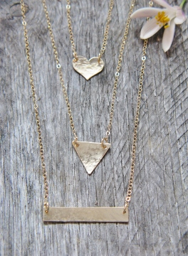 Gold Necklaces