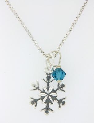 Let it Snow Necklace
