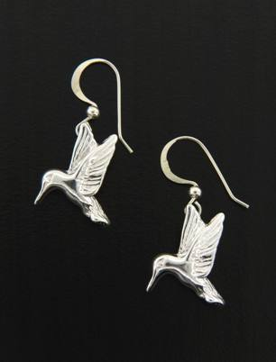 Humming Bird Earrings