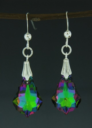 Electra Crystal Earrings