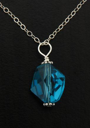 Cosmic Indicolite Necklace