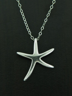 Starfish Modern Necklace