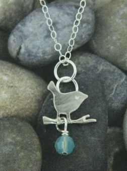 Little Birdie Necklace