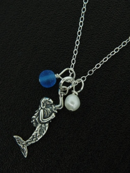 Mystical Mermaid Necklace